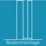 Bodenmontage